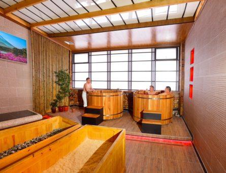 """Японская баня """"Офуро"""", """"Фурако"""", мужское отделение, 2 этаж Баня С легким паром!"""