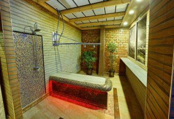 Душ Виши, Мужской банный VIP - клуб, 4 этаж, Баня С легким паром!