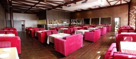 Кафе-бар, Общая зона отдыха, 5 этаж, Баня С легким паром!