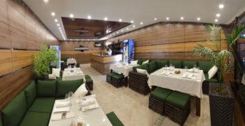 Кафе-бар, Женский банный VIP-клуб 6 этаж при SPA-комплексе С легким паром!