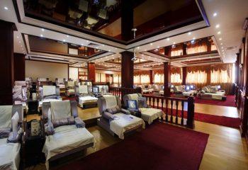 Кинотеатр, Мужской банный VIP-клуб, 4 этаж, Баня С легким паром!