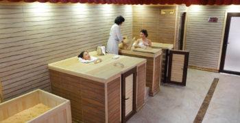 Тибеткая баня, Женский банный VIP-клуб при SPA-комплексе С легким паром!
