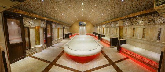 Турецкий Хаммам, Мужской банный VIP - клуб, 4 этаж, Баня С легким паром!