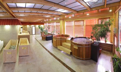 Японская баня Офуро, Фурако, Женский банный VIP-клуб при SPA-комплексе С легким паром!