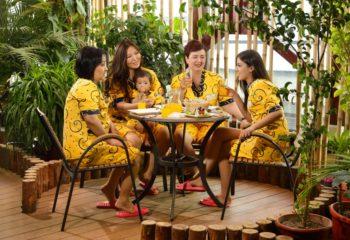 Зимний сад с гостями, общая зона отдыха, 5 этаж, Баня С легким паром!