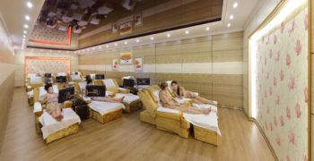 Зона отдыха, Женский банный VIP-клуб при SPA-комплексе С легким паром!