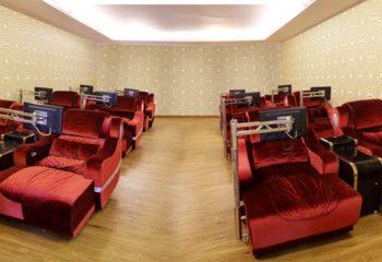 Зона отдыха для женщин, 6 этаж, Баня С легким паром!